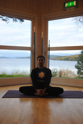 Prameet Kotak - Qualified as a life coach, yoga teacher and a personal trainer.